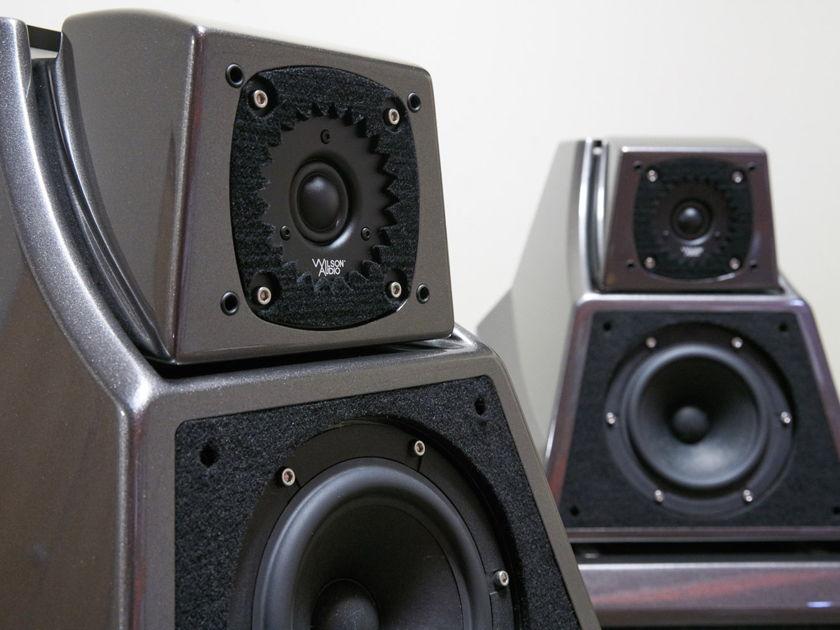 Wilson Audio Alexia Wilson Audio Alexia Loudspeakers