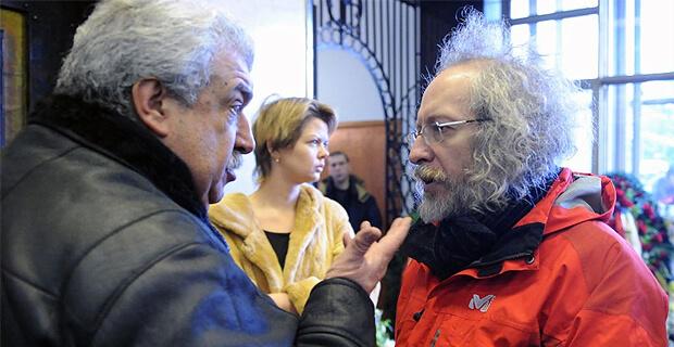 Венедиктов и Гусман поспорили о фейк-ньюc - Новости радио OnAir.ru