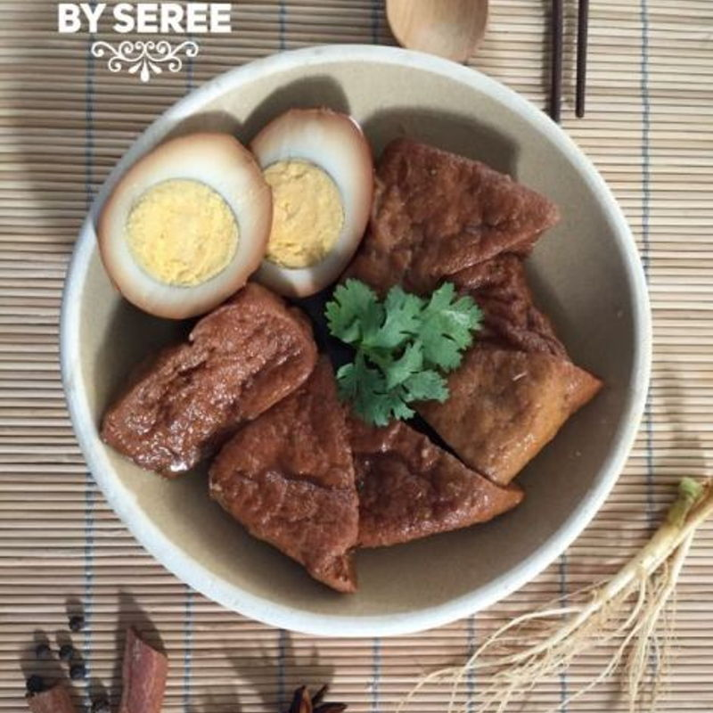 A dish from Thailnad