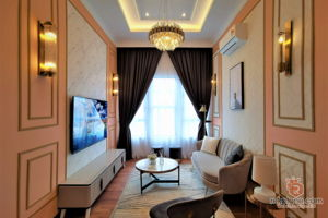 kbinet-classic-modern-malaysia-selangor-family-room-interior-design