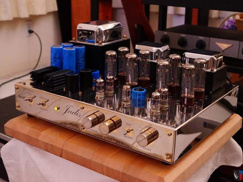 Jadis DA-60 Stereo Integrated Amplifier