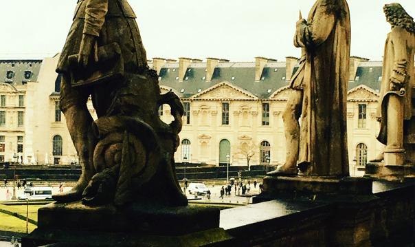 Основные шедевры Лувра за 2 часа