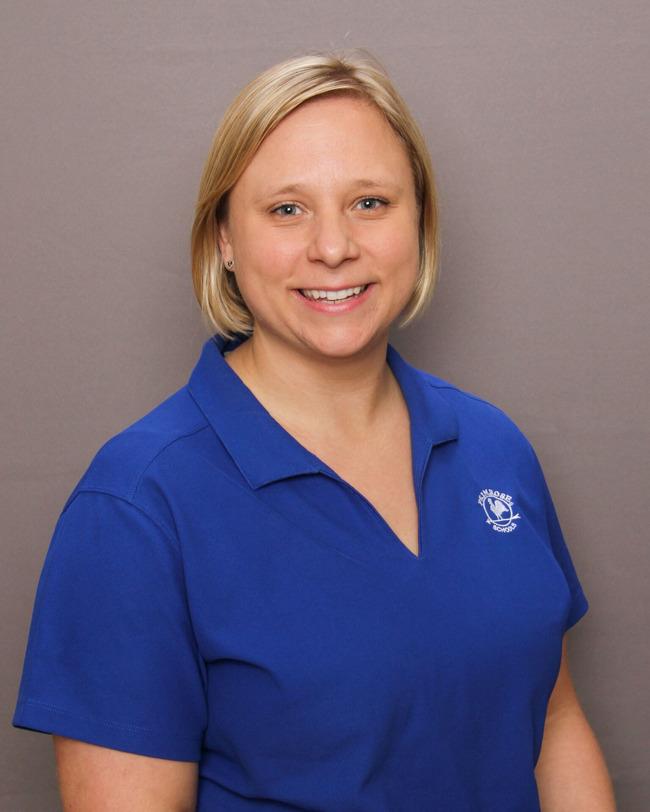 Megan Cooney, Pre-Kindergarten Lead Teacher degreed