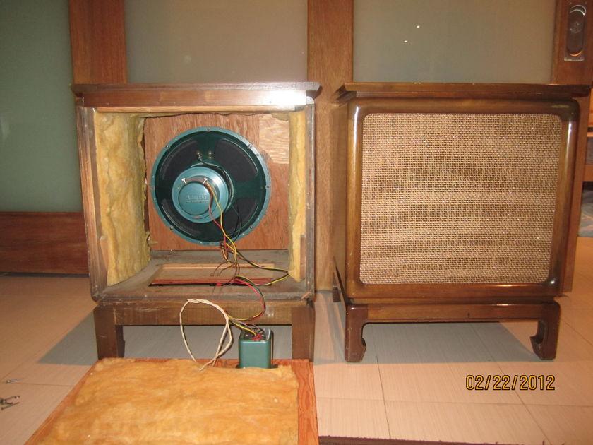 Altec Lansing  604C Duplex Speaker (Pair)