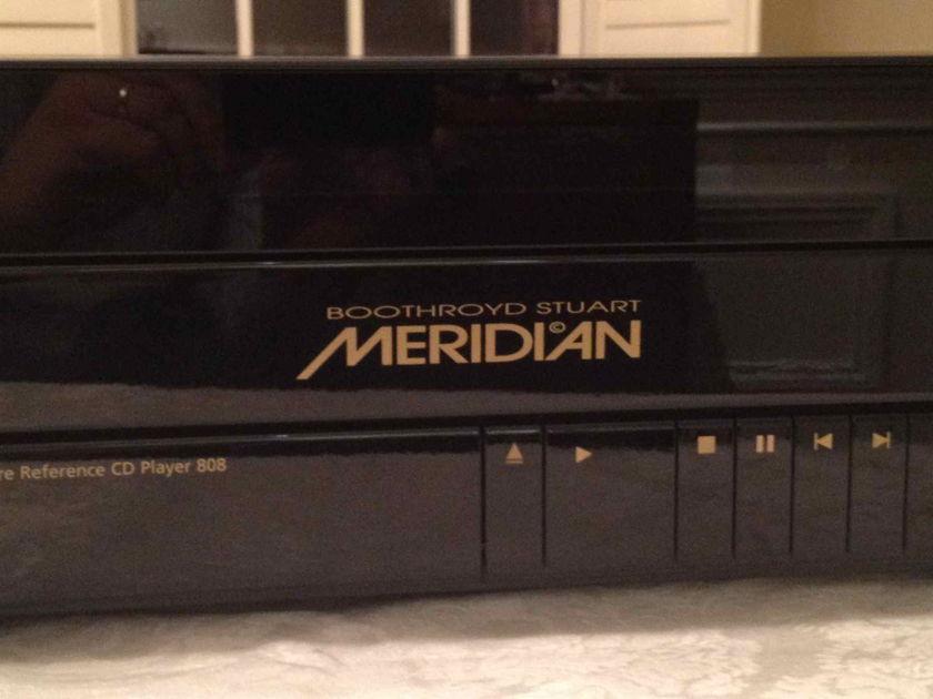 Meridian 808.v1 CD Player