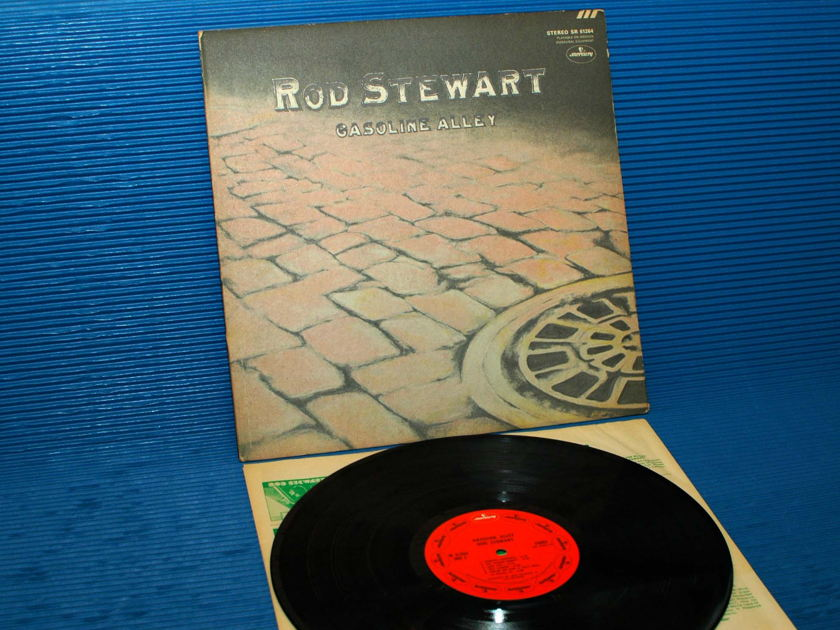 "ROD STEWART  - ""Gasoline Alley"" -  Mercury 1970 collectors oddity!"