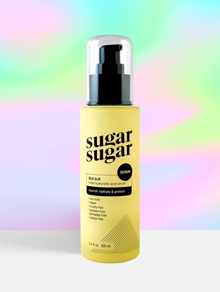Sugar Sugar Wax Slik Slip triple hyaluronic acid serum product