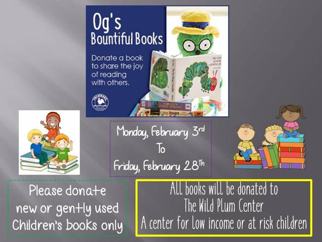 Og's Book Drive