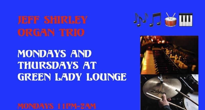 Jeff Shirley Organ Trio