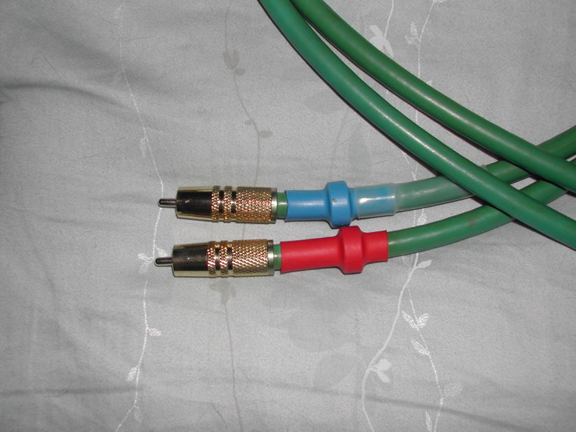 Cardas Audio 5C RCA Quadlink Interconnect
