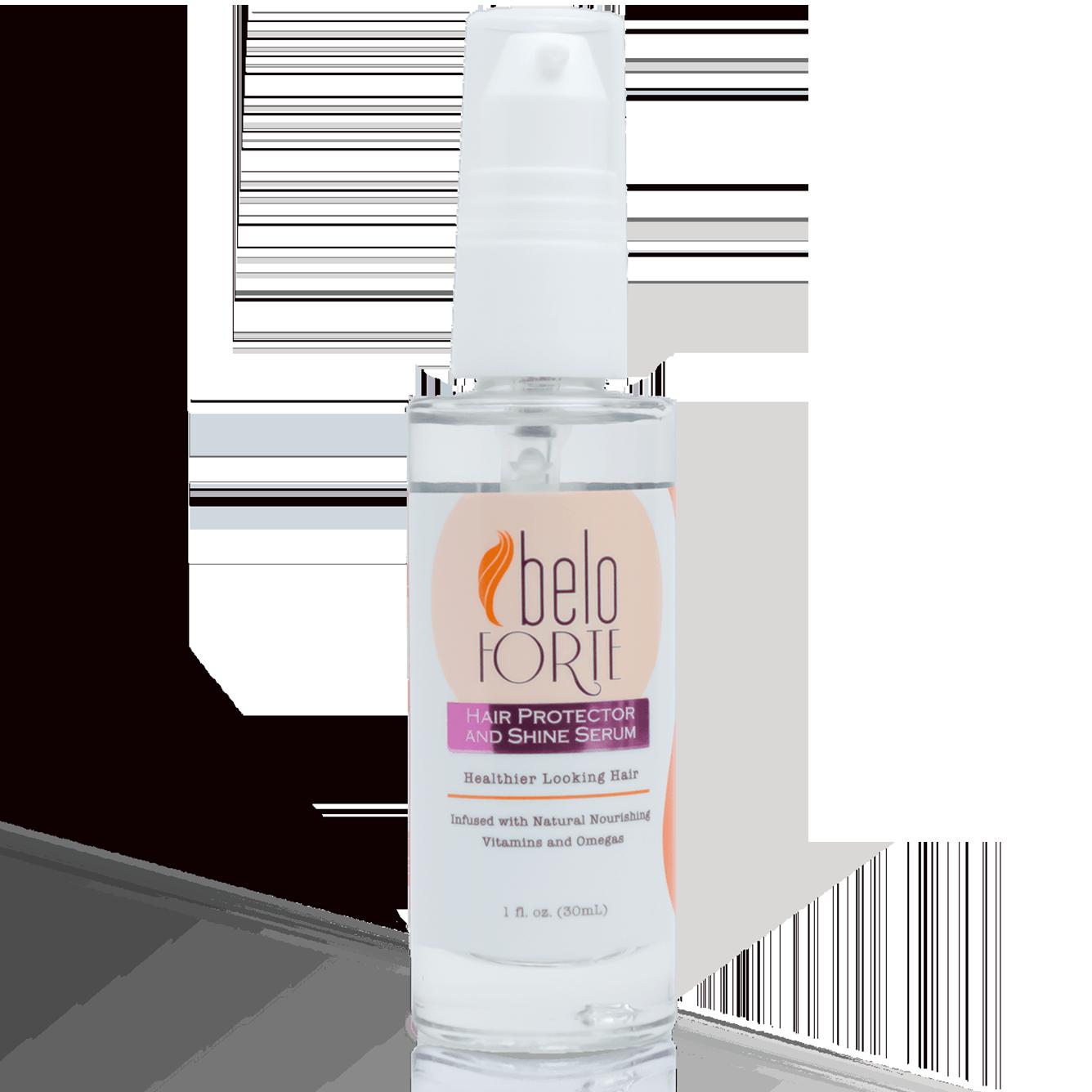 BeloForte Hair Protector & Shine Serum
