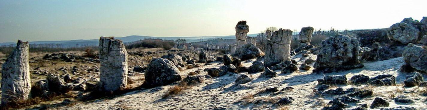 """Экскурсия в скальный монастырь Аладжа и к природному феномену """"Вбитые камни"""""""