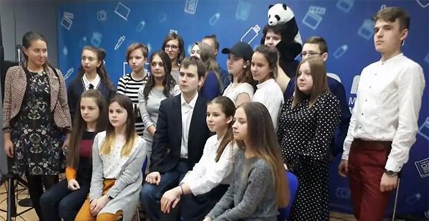 В Красногорске запустили молодёжное радио «Поколение-К» - Новости радио OnAir.ru