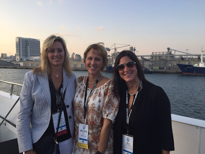 By the Bay: Tanya Tygesen and Melissa Best of Salentica and Jill Jaglowski of Financial West Group
