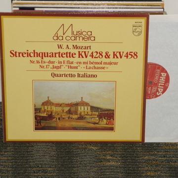 "Mozart ""StringQuartette KV 428& KV 458"""