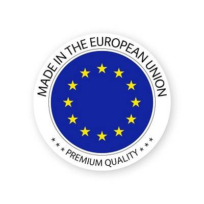 Made in European Union - Premium Quality Product