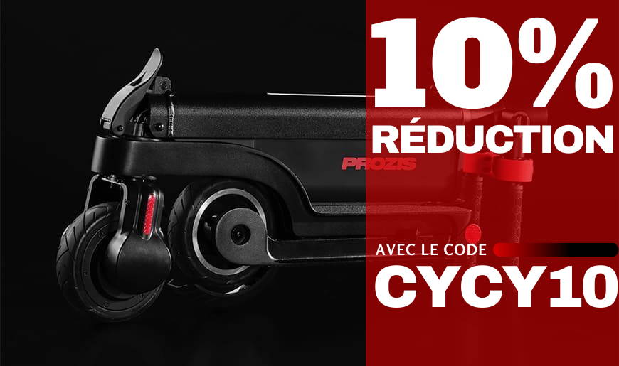 reduction trottinette electrique prozis