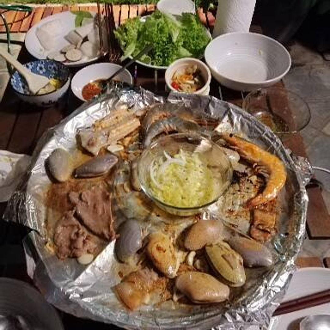 home-style Korean BBQ