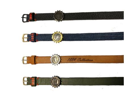 1884 Collection | Leather Strap Bracelets