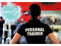 Training Session and Nutrition Consultation by Personal Trainer Emily Jordan