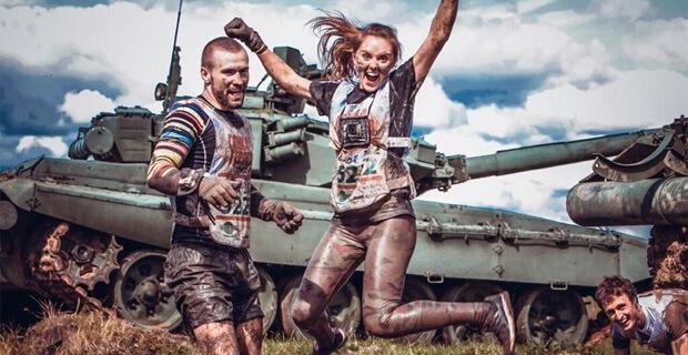 27 апреля – открытие сезона «Гонки героев». Радио ENERGY выступает партнером мероприятия - Новости радио OnAir.ru