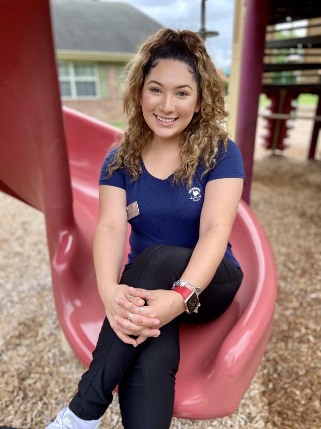 Natalie Hernandez employed at Primrose School of Barker Cypress as a teacher.