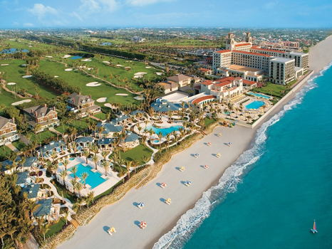 Luxuriate in the Original Home of R&R at The Breakers, Palm Beach, FL