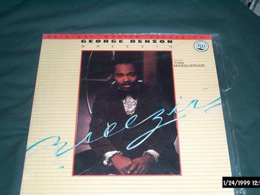 George Benson - Breezin mfsl audiophile vinyl japan