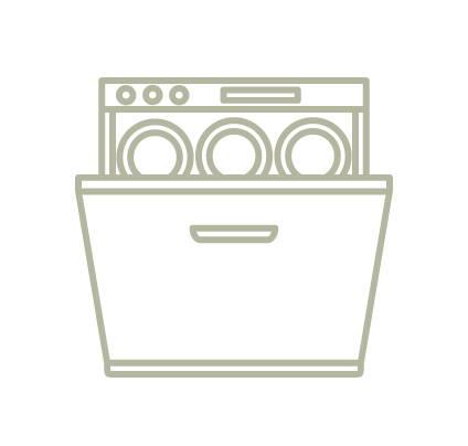 dishwasher safe dinner set london