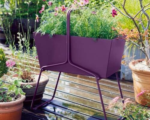 Fermob Basket High Planter