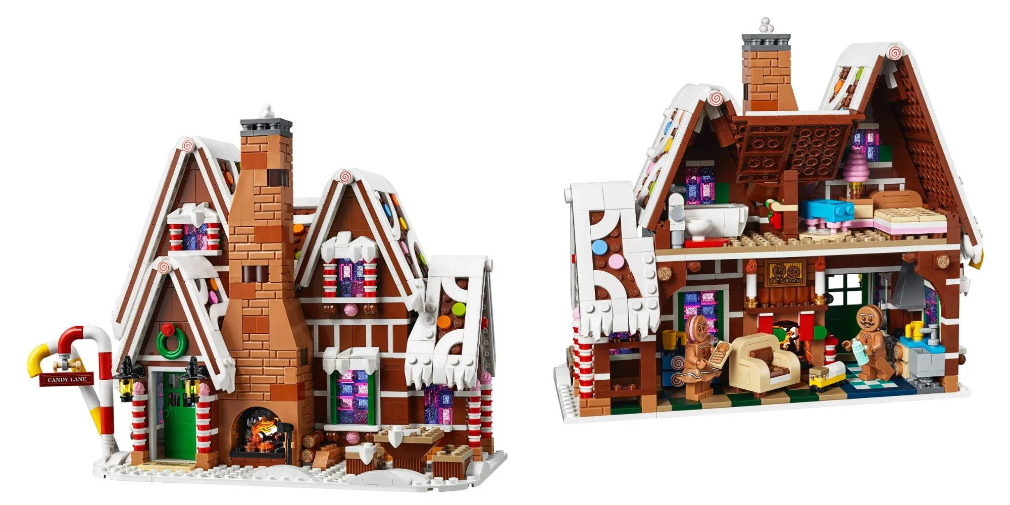 LEGO Firehouse Headquarters 75827