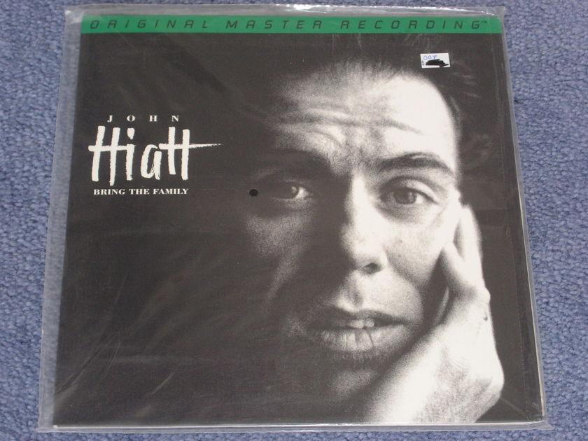 John Hiatt - BRING THE FAMILY - MFSL - FACTORY SEALED