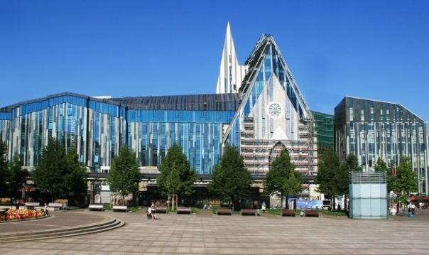 Экскурсия по Лейпцигу