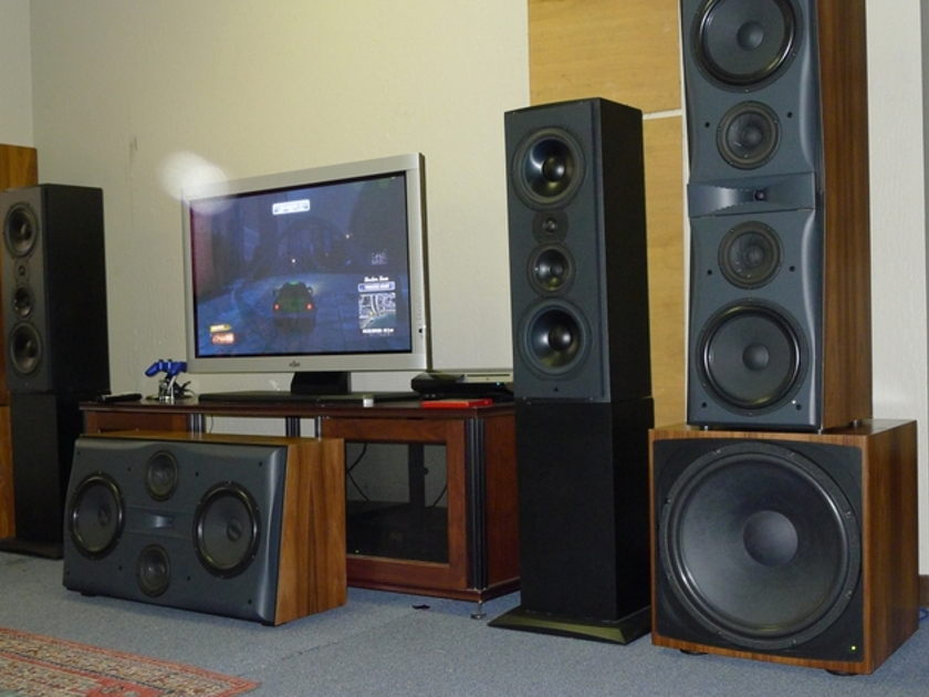 Triad GOLD InRoom LCR's with Stands - Mini Platinum Speakers! near San Francisco...................