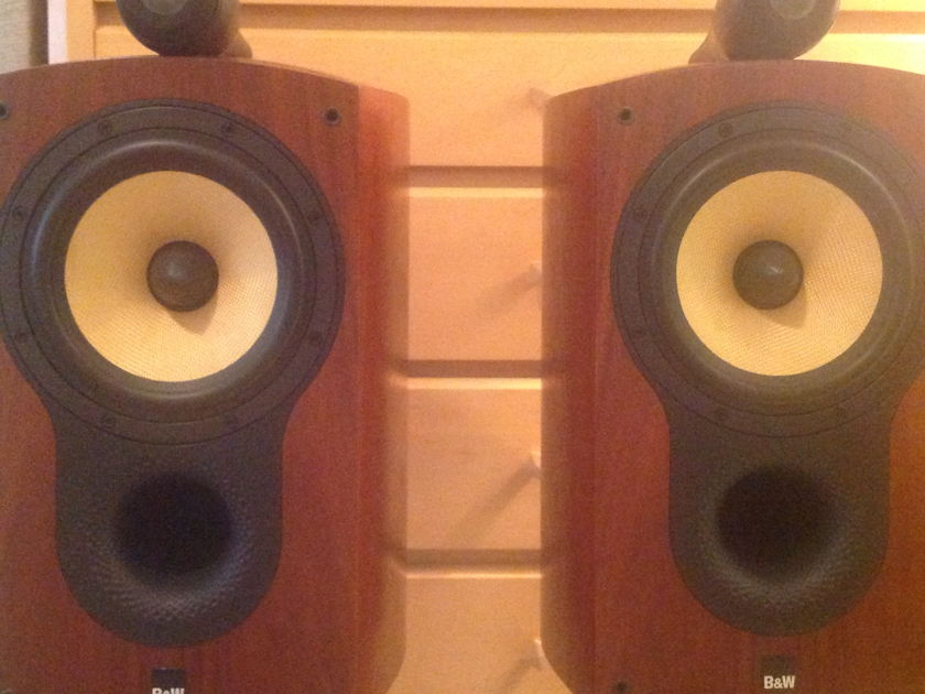 Bowers and Wilkins 805S B&W Rosewood, Skylan Stands, Pair Bi-Wire Spk.Cables!