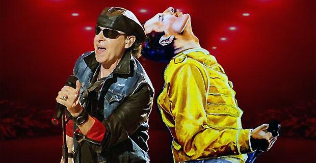 «Такси FM» дарит билеты на The Queen & Scorpions Symphony Tribute Show - Новости радио OnAir.ru