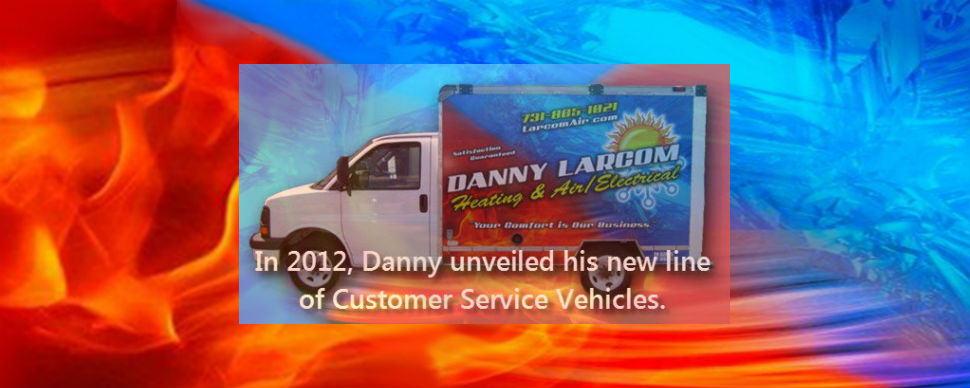 Danny Larcom Heating and Air Inc.