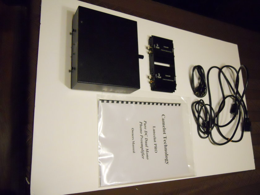 Camelot Lancelot Pro with Charm II Power Supply