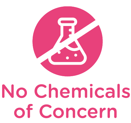 no chemicals of concern