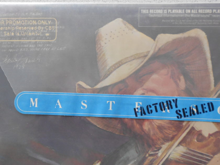 THE CHARLIE DANIELS BAND - MILLION MILES REFLECTIONS HALF SPEED MASTERED *SEALED*