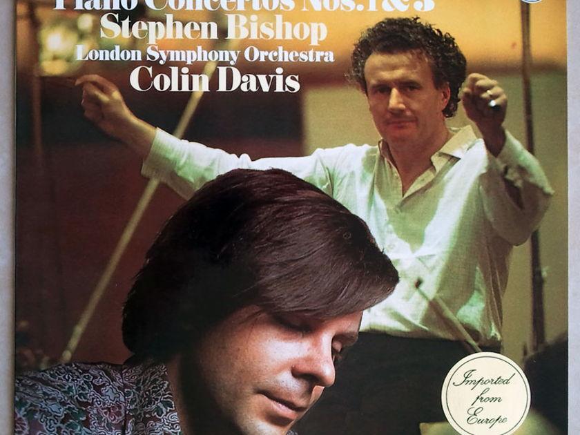 PHILIPS | BISHOP/DAVIS/BARTOK - Piano Concetos Nos. 1 & 3 / NM