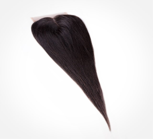 Yaki Straight Lace Closure Mayvenn
