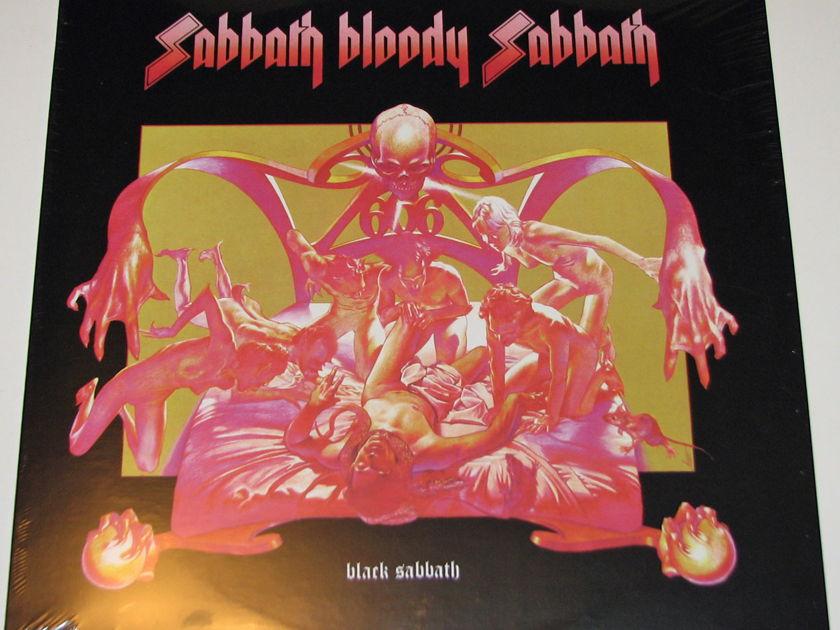 Black Sabbath - Sabbath Bloody Sabbath 180-gram vinyl LP Sealed