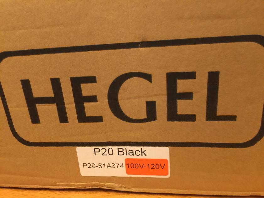 Hegel P20 Preamplifier - Like New