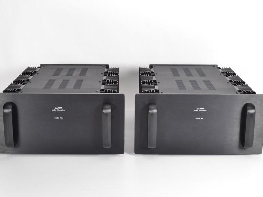Lamm Industries M1.1 Monoblock Power Amplifiers