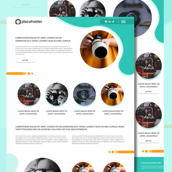 Lens template's featured image