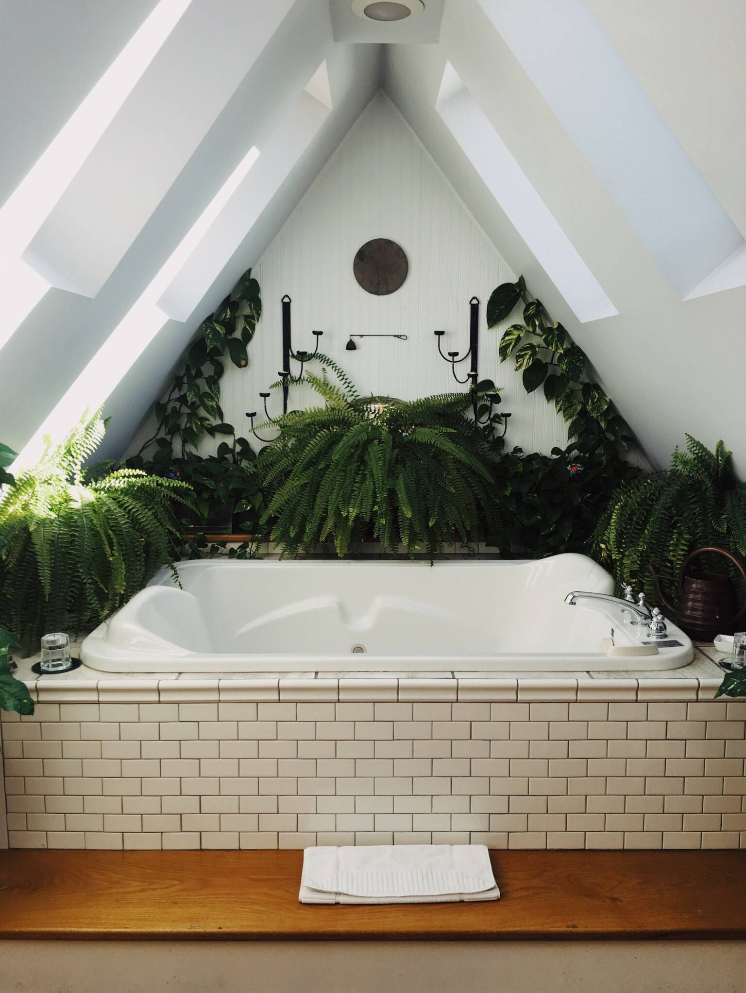 Incredible stunning bathroom from lisa moyneur