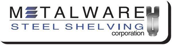 metalware shelving logo étagères