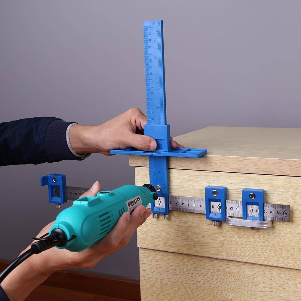 cabinet drill guide
