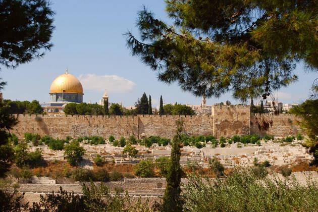 Старый город Иерусалима – переплетение времен и религий